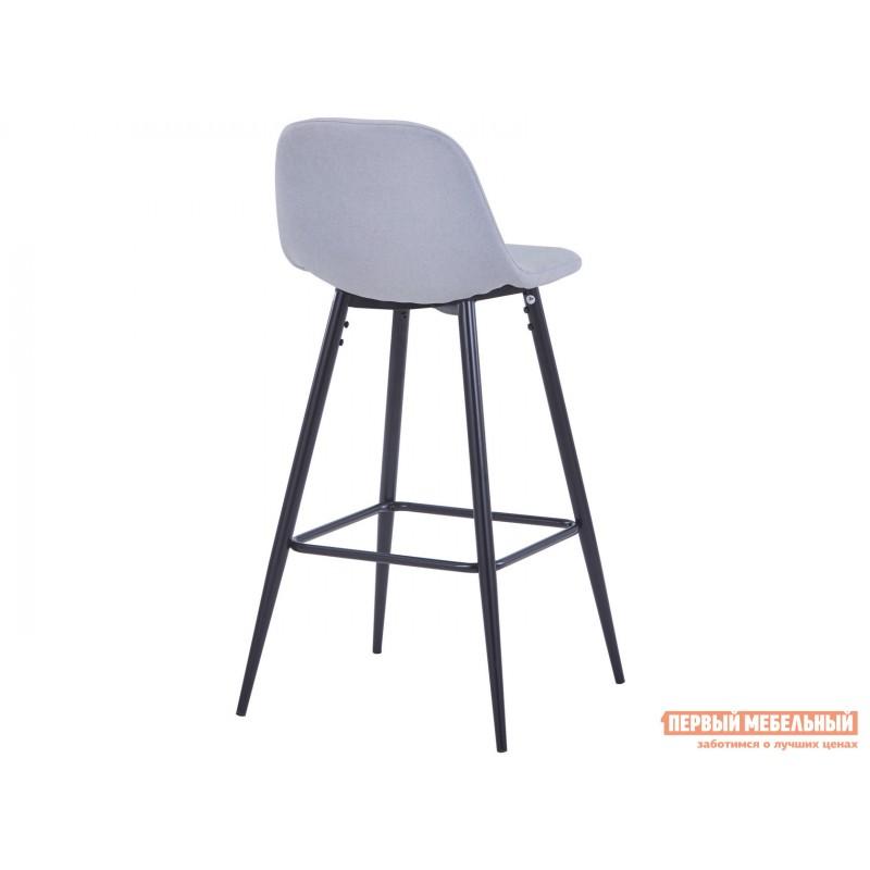 Барный стул  Стул барный Валенсия Светло-серый, рогожка (фото 4)