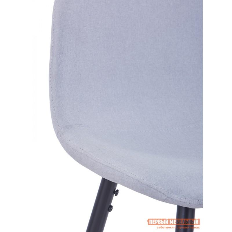 Барный стул  Стул барный Валенсия Светло-серый, рогожка (фото 6)