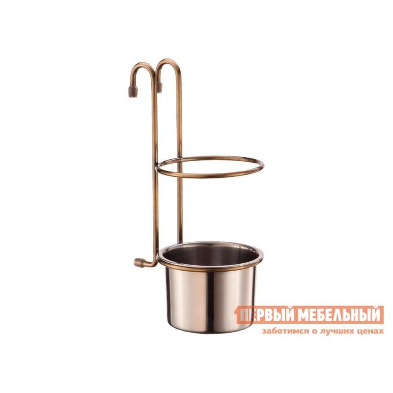 Кухонный органайзер  Кох Античная бронза, металл