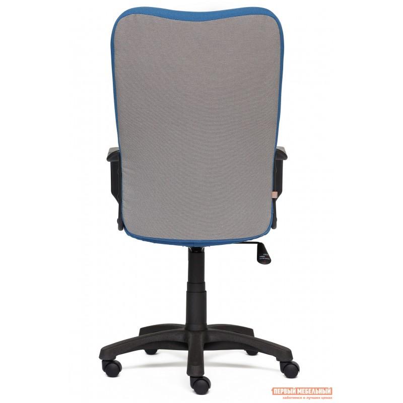 Кресло руководителя  CH757 Серый С27 / Синий С24 (фото 4)