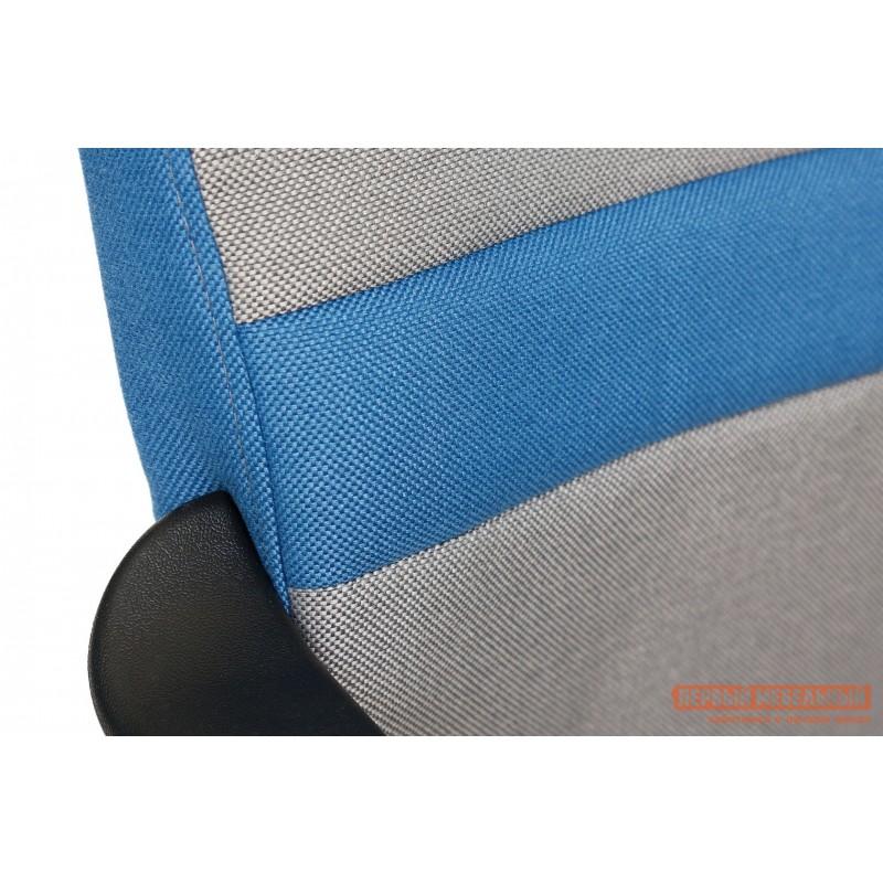 Кресло руководителя  CH757 Серый С27 / Синий С24 (фото 6)