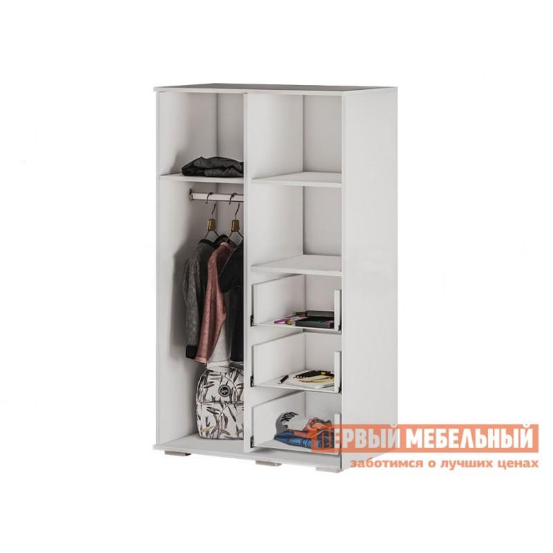 Шкаф детский  Трио Шкаф многофункциональный ШК-10 Белый, звездное детство (фото 2)