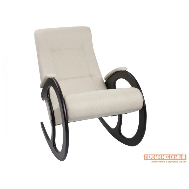 Кресло-качалка  Кресло-качалка Блуа КР Malta 01, рогожка, Венге