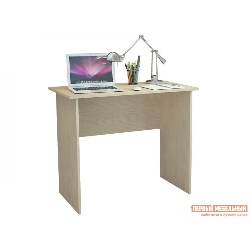 Письменный стол  Милан-85 Дуб молочный