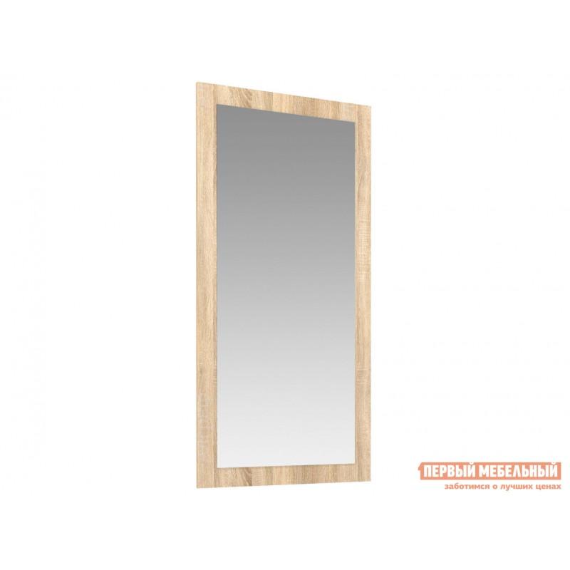 Настенное зеркало  Настенное зеркало Оливия Лайт НМ 040.49 Дуб сонома