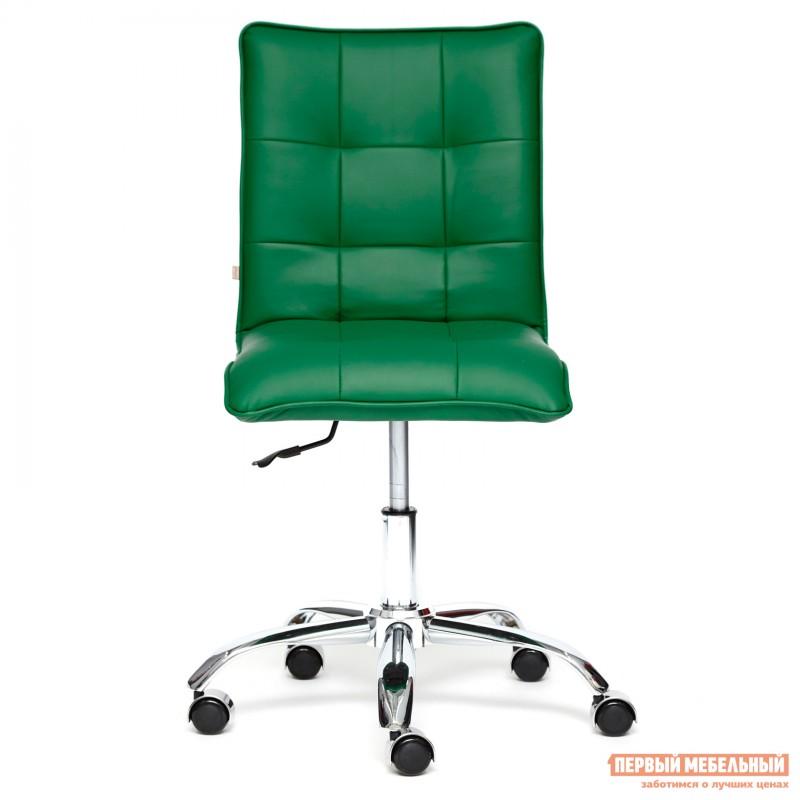 Офисное кресло  ZERO Кож/зам, зеленый, 36-001 (фото 2)
