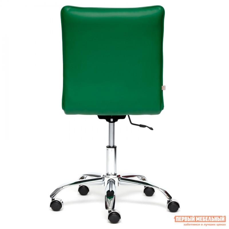 Офисное кресло  ZERO Кож/зам, зеленый, 36-001 (фото 4)