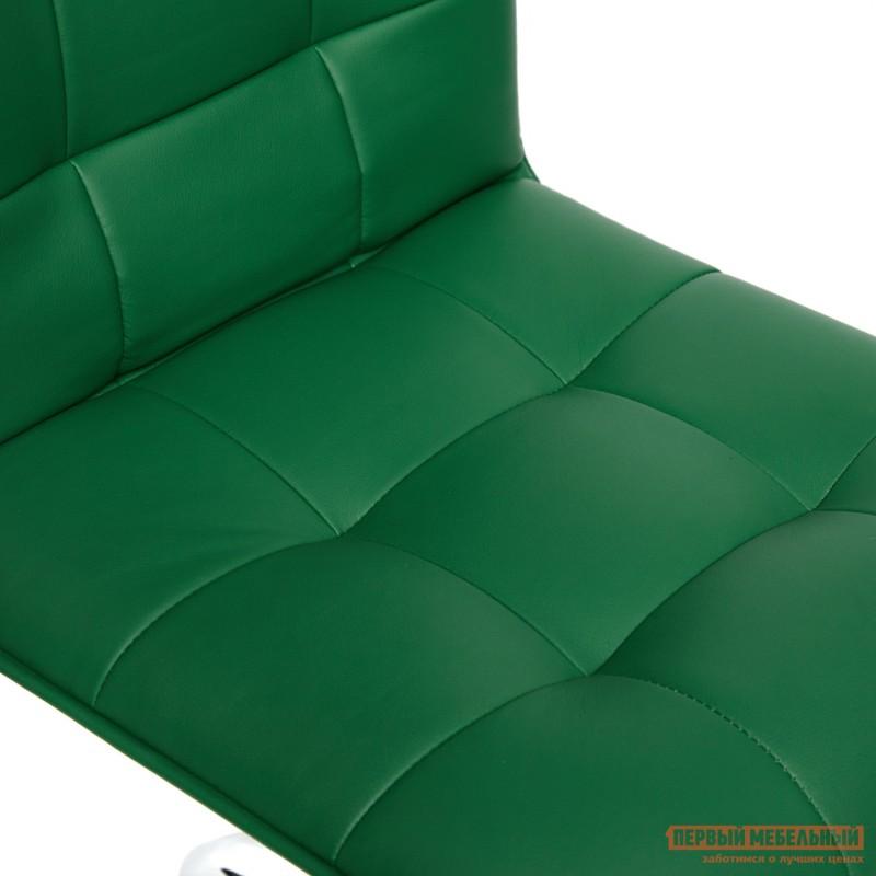 Офисное кресло  ZERO Кож/зам, зеленый, 36-001 (фото 5)