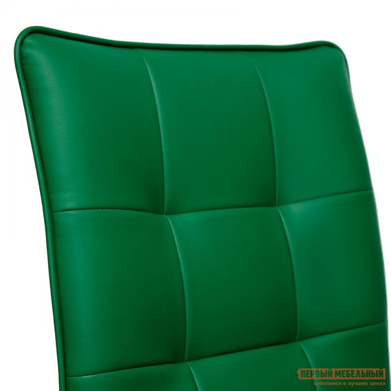 Офисное кресло  ZERO Кож/зам, зеленый, 36-001 (фото 6)