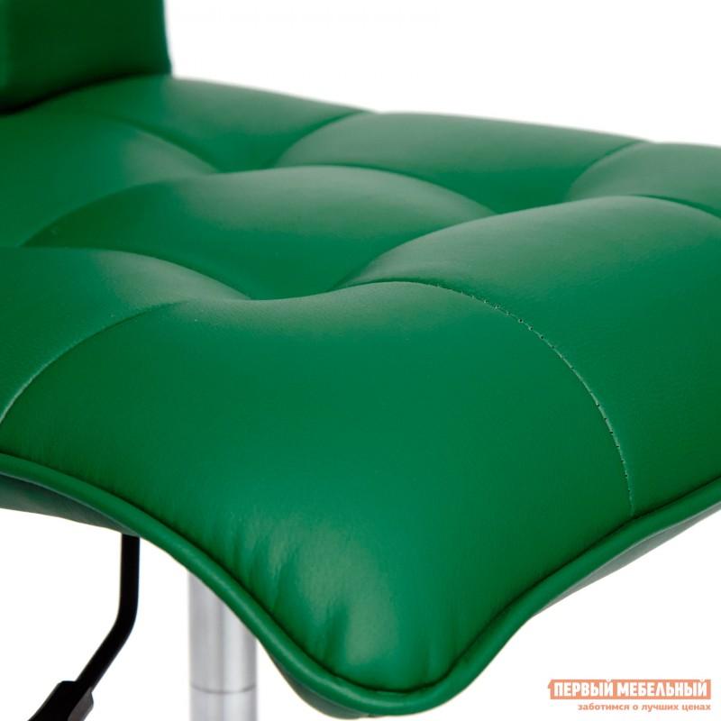 Офисное кресло  ZERO Кож/зам, зеленый, 36-001 (фото 7)