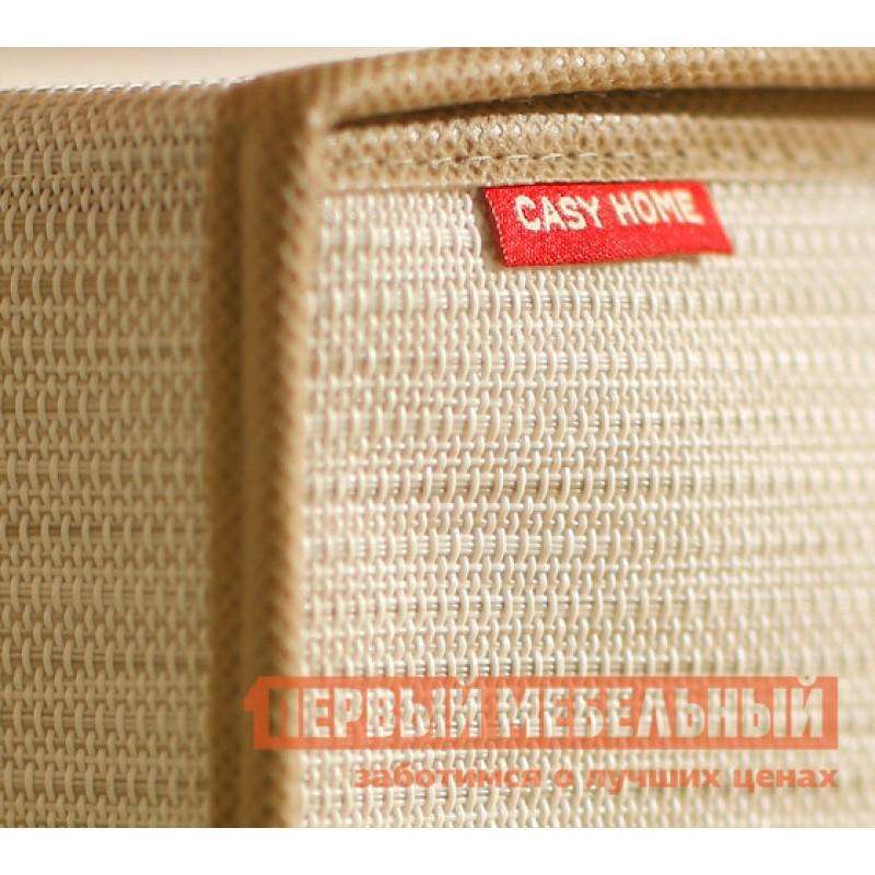 Кофр  Коробка для хранения с крышкой 35х30х22см Белый (фото 4)