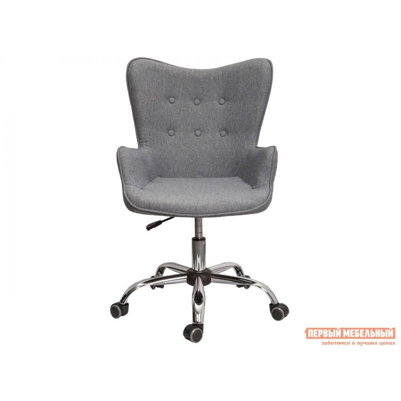 Офисное кресло  Офисное кресло BELLA Серый, ткань (фото 2)