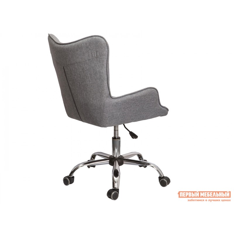 Офисное кресло  Офисное кресло BELLA Серый, ткань (фото 4)