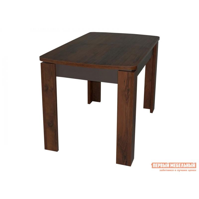 Кухонный стол  Стол раздвижной ARRIS 2, 1180*(1570)*780*760 Дуб Канзас