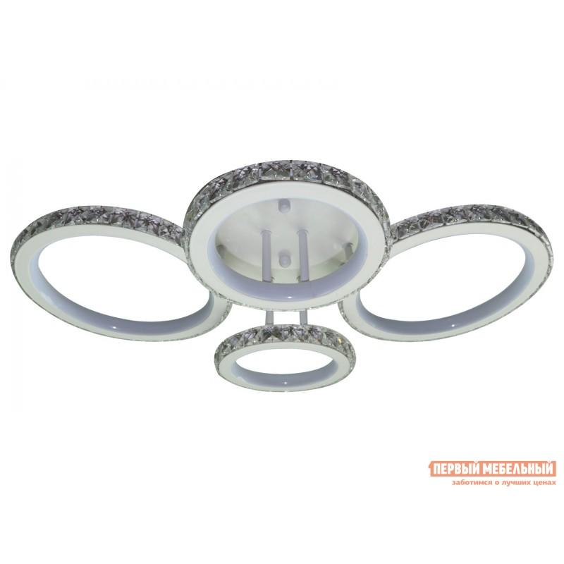 Потолочная люстра  LED INNOVATION STYLE 83020 Белый, металл / Белый, акрил / Хрусталь