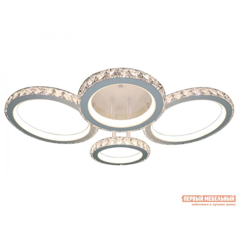 Потолочная люстра  LED INNOVATION STYLE 83020 Белый, металл / Белый, акрил / Хрусталь (фото 2)
