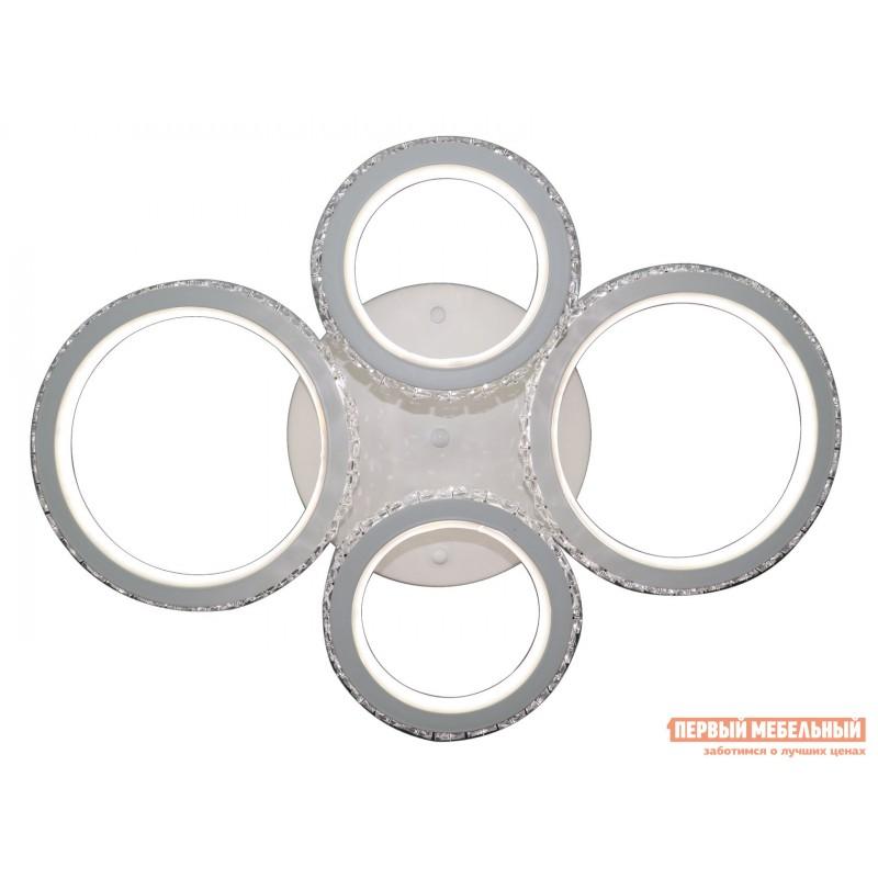 Потолочная люстра  LED INNOVATION STYLE 83020 Белый, металл / Белый, акрил / Хрусталь (фото 3)