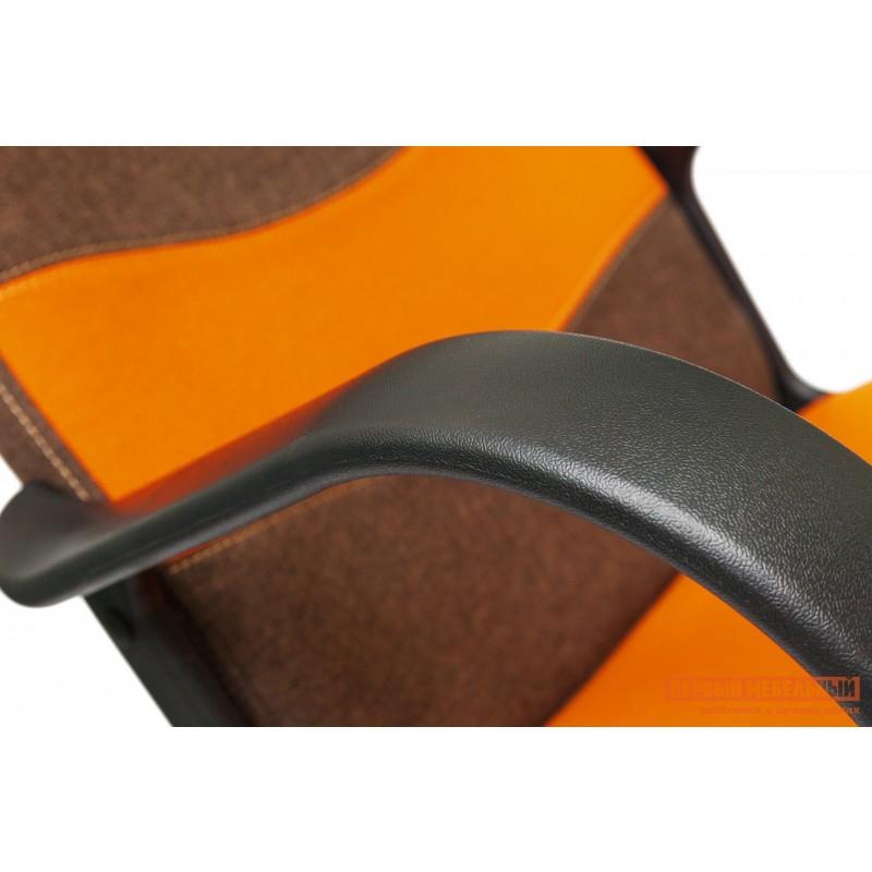 Офисное кресло  BAGGI Коричневый / оранжевый, ЗМ7 / С23 (фото 5)
