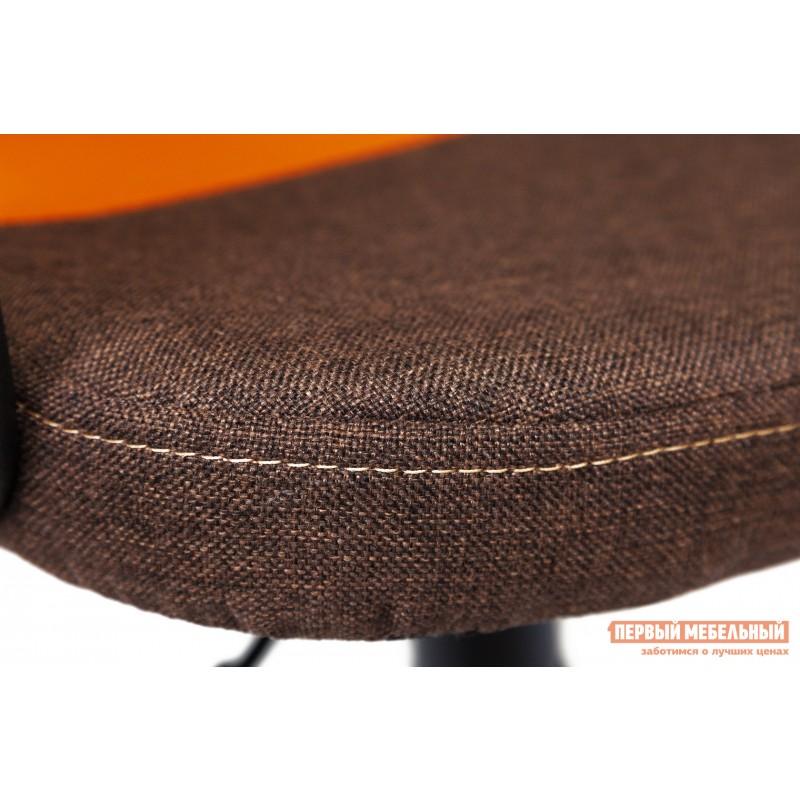 Офисное кресло  BAGGI Коричневый / оранжевый, ЗМ7 / С23 (фото 6)