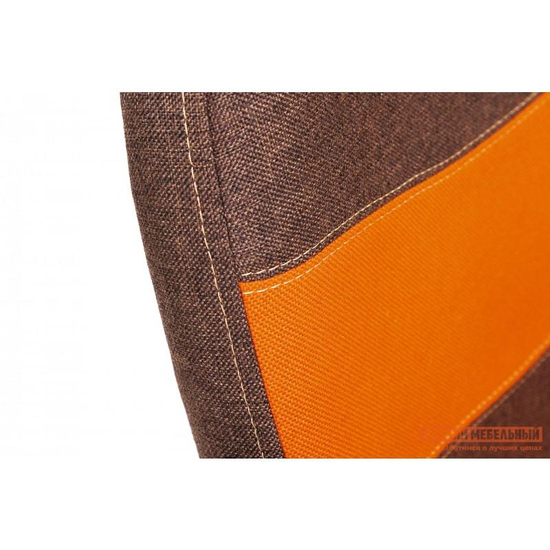 Офисное кресло  BAGGI Коричневый / оранжевый, ЗМ7 / С23 (фото 7)