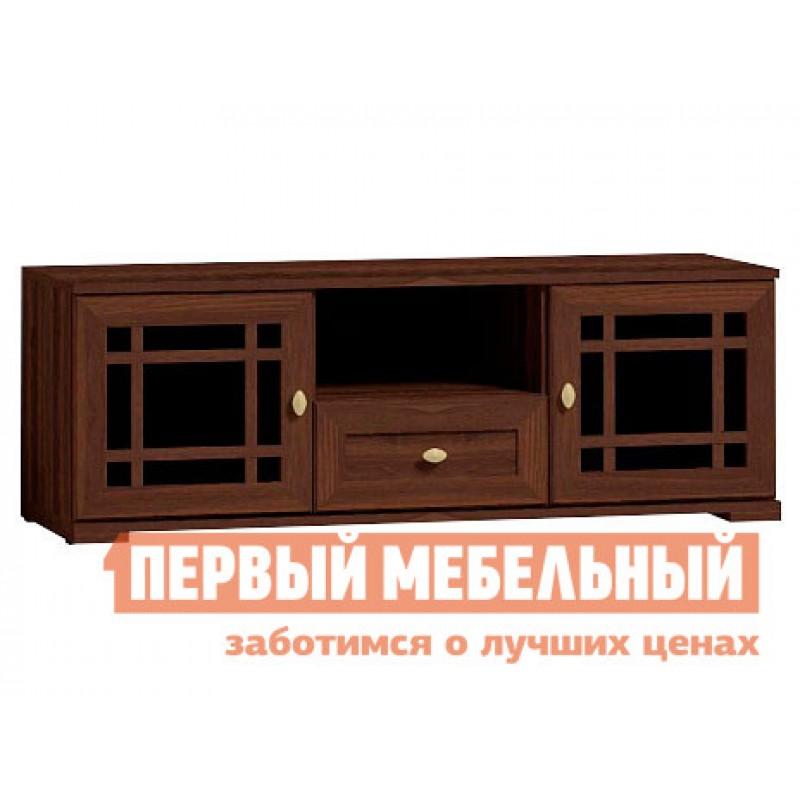 ТВ-тумба  Sherlock 3 (гостиная) Тумба ТВ Орех Шоколадный