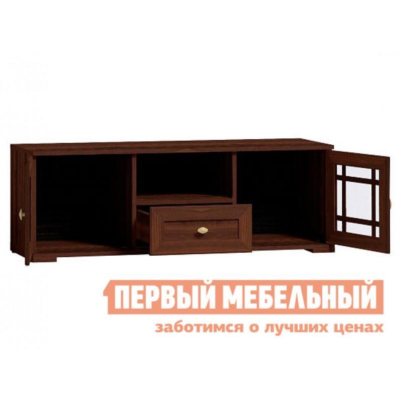 ТВ-тумба  Sherlock 3 (гостиная) Тумба ТВ Орех Шоколадный (фото 2)