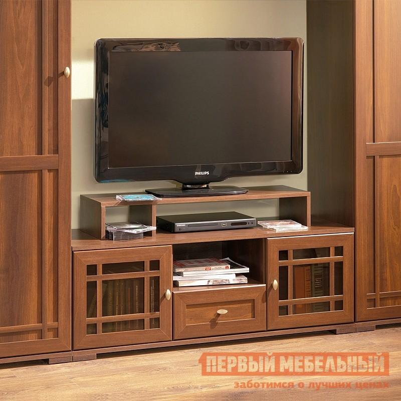 ТВ-тумба  Sherlock 3 (гостиная) Тумба ТВ Орех Шоколадный (фото 3)