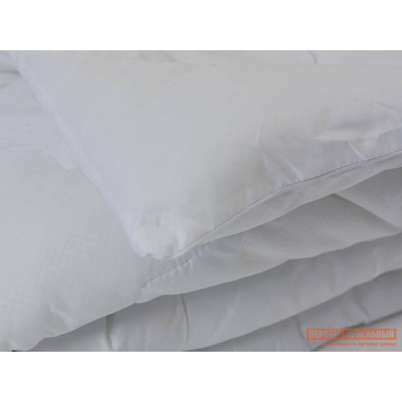 Одеяло  Одеяло микрофибра/эвкалиптовое волокно 300г/м2, всесезонное Белый, 2000 х 2200 мм (фото 2)