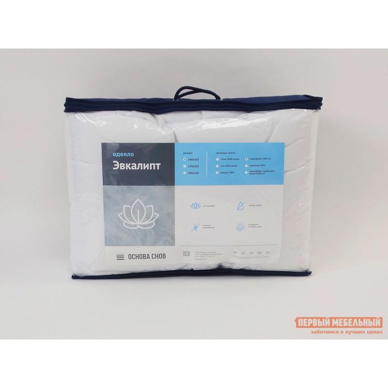 Одеяло  Одеяло микрофибра/эвкалиптовое волокно 300г/м2, всесезонное Белый, 2000 х 2200 мм (фото 6)