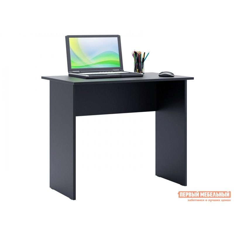 Письменный стол  Милан-85 Черный