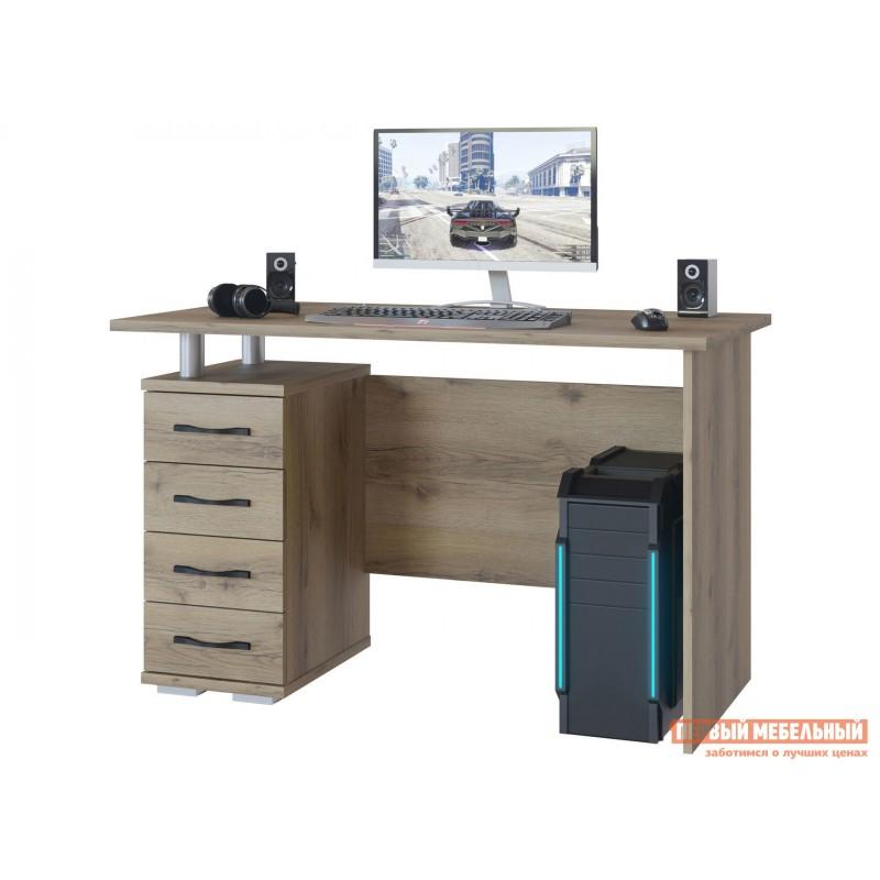 Письменный стол  КСТ-106.1 Дуб Делано (фото 3)
