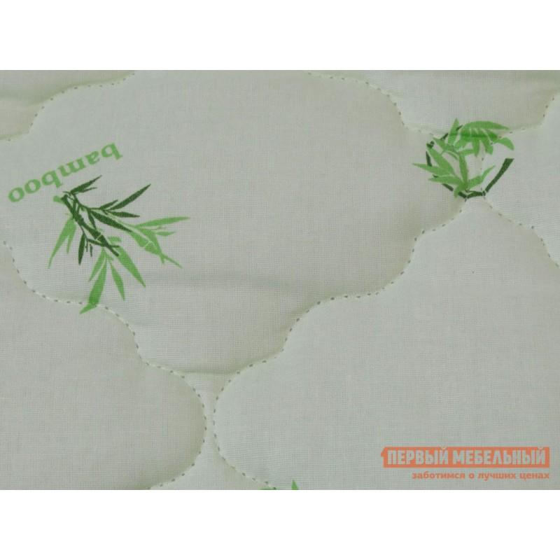 Чехол для матраса  Наматрасник бамбук хлопок Светло-зеленый, 900 Х 2000 мм (фото 3)