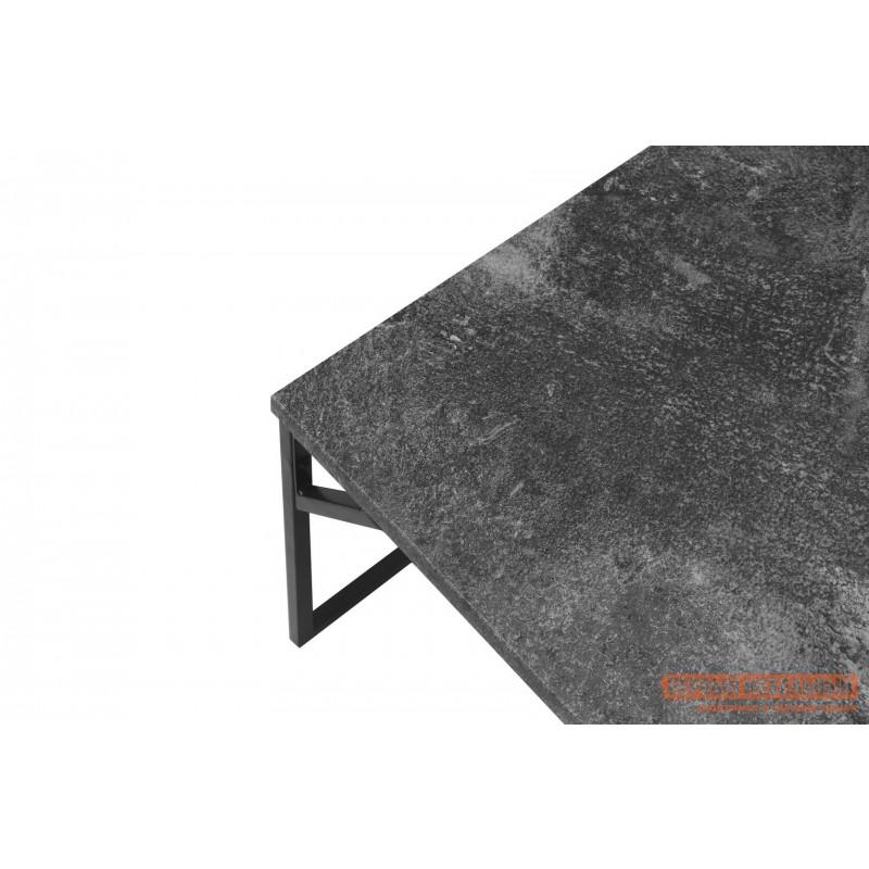 Журнальный столик  Столик журнальный Матисс 1 Конкрит, 800 мм (фото 2)