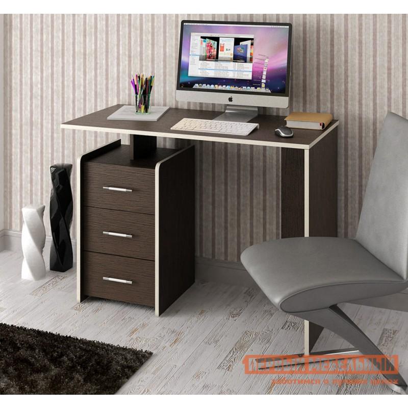 Письменный стол  Слим Венге, 1030 мм (фото 2)