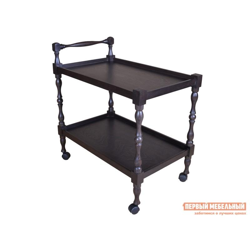 Сервировочный столик  Стол сервировочный Бридж Венге