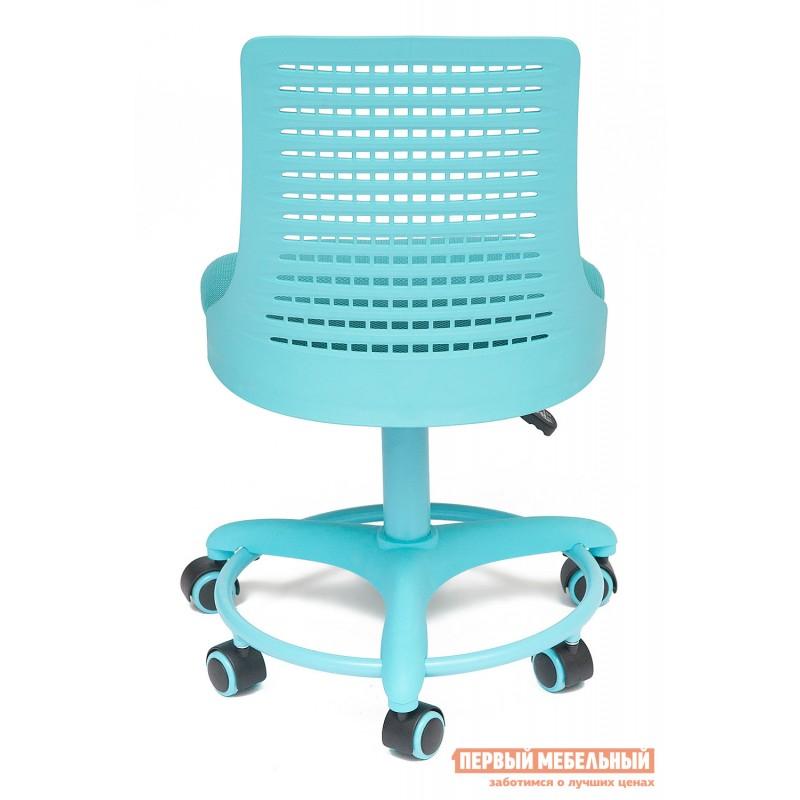Детское компьютерное кресло  Kiddy Ткань (сетка), пластик, бирюзовый (фото 4)