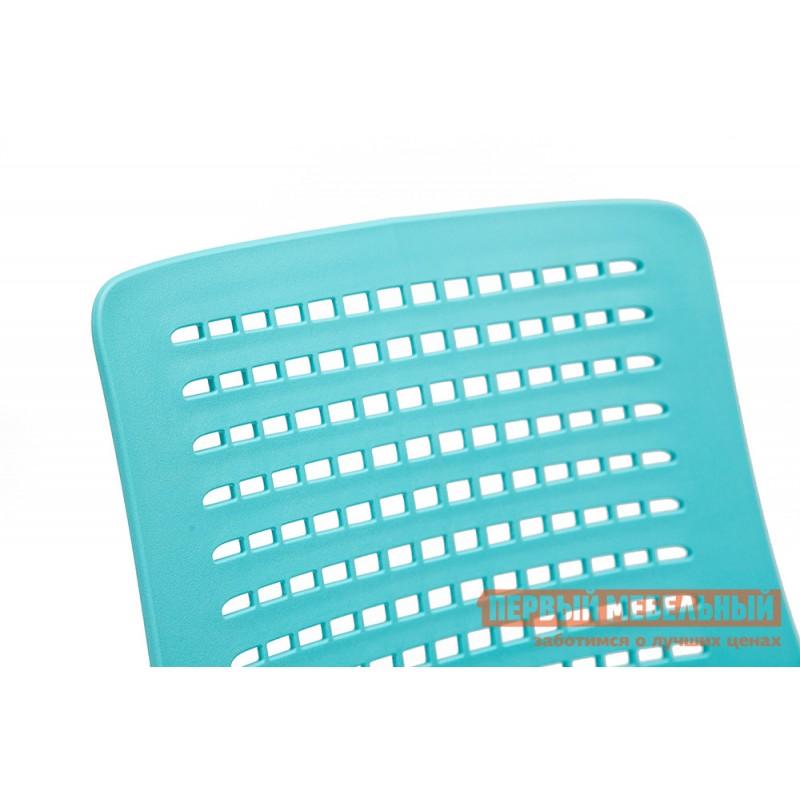 Детское компьютерное кресло  Kiddy Ткань (сетка), пластик, бирюзовый (фото 5)