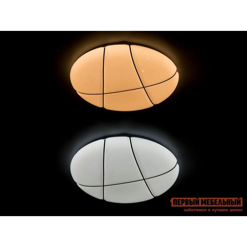 Люстра  Светильник потолочный BISCOTI A2677PL-72GO Белый с золотой патиной (фото 3)