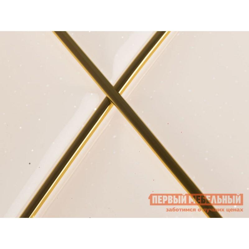 Люстра  Светильник потолочный BISCOTI A2677PL-72GO Белый с золотой патиной (фото 4)