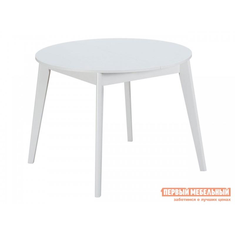Кухонный стол  Стол Rondo 80.557.01 Белый