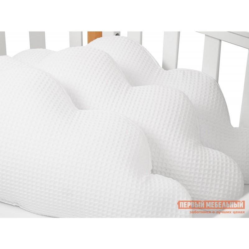 Аксессуар  Набор бортиков на кроватку, 3 шт. 87507 Белый