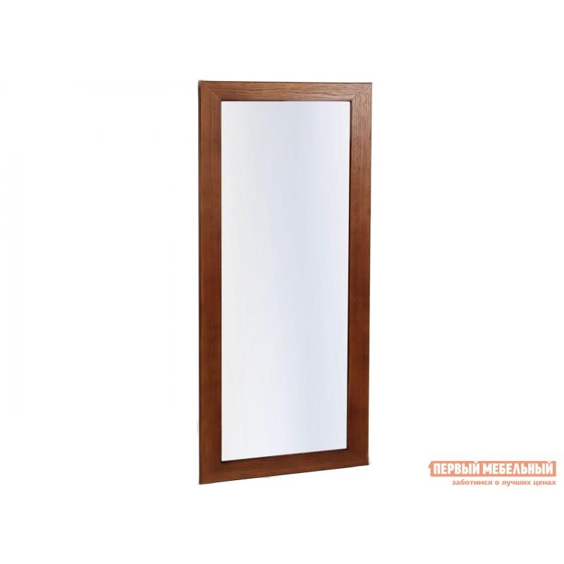 Настенное зеркало  Берже 24-105 Темно-коричневый