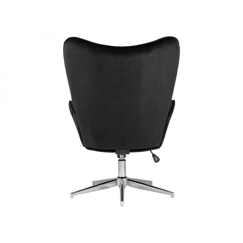 Кресло руководителя  Кресло Филадельфия регулируемое FUCHS Черный, велюр (фото 5)