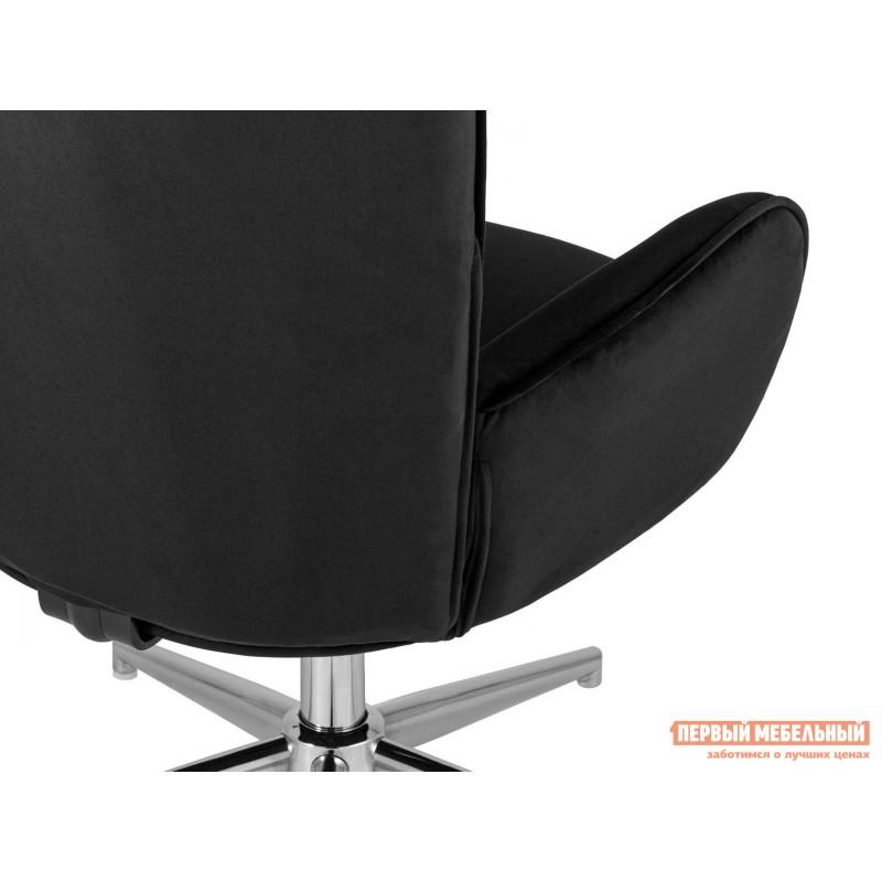Кресло руководителя  Кресло Филадельфия регулируемое FUCHS Черный, велюр (фото 6)