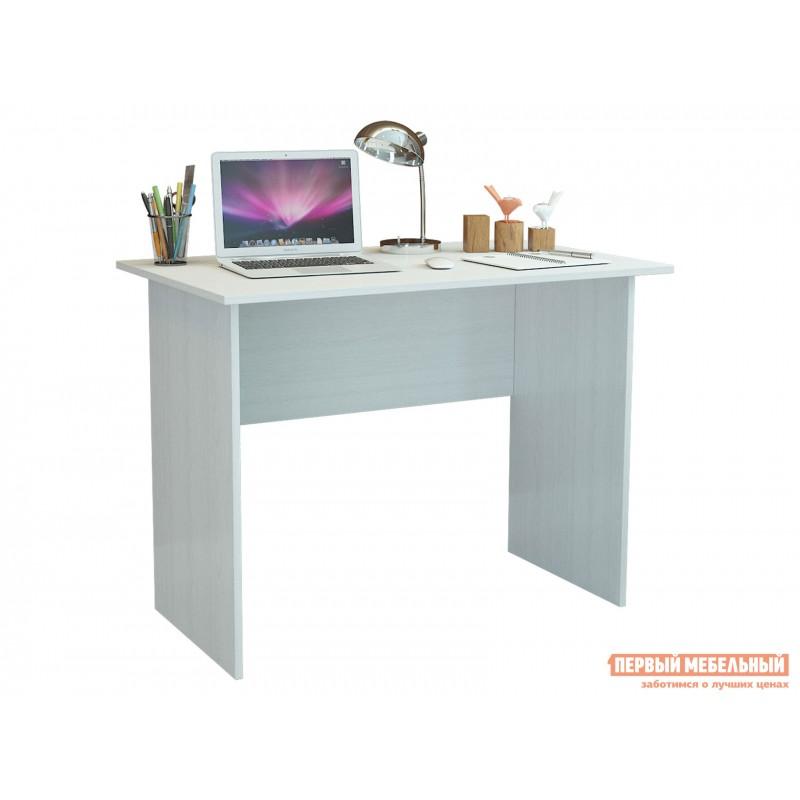 Письменный стол  Милан-106 Белый