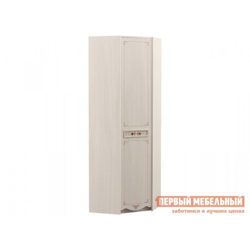 Шкаф детский  Шкаф угловой Флоренция 13.123 Ясень анкор светлый