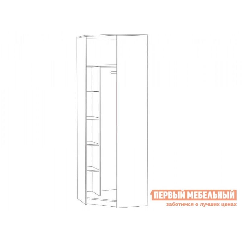 Шкаф детский  Шкаф угловой Флоренция 13.123 Ясень анкор светлый (фото 5)