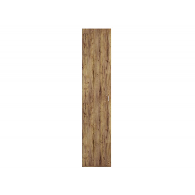 Распашной шкаф  Шкаф-пенал Вега Бавария Таксония медовая, Без зеркала (фото 2)