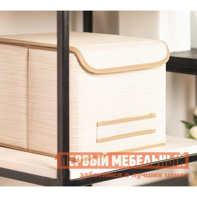 Кофр  Коробка для хранения с крышкой 30х30х24см Белый (фото 2)