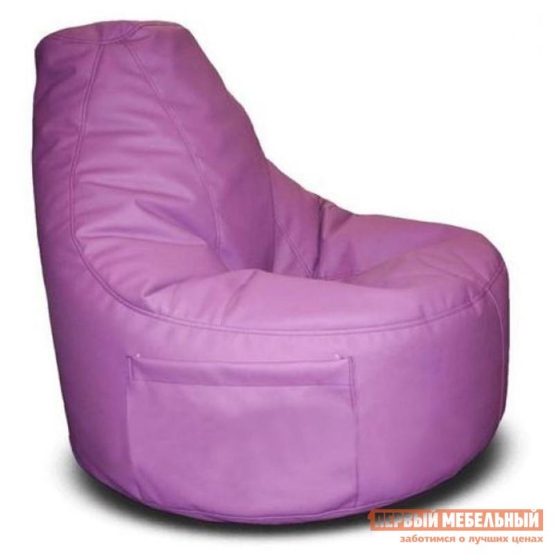 Кресло-мешок  Кресло-мешок Конфетти Berry (экокожа)